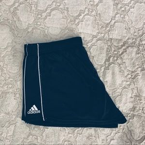 Adidas | Black Running Shorts | L
